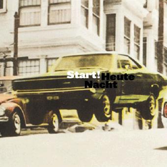 """Start """"Heute Nacht"""" LP (lim. 500, black)"""