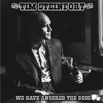 "Tim Steinfort ""We have angered the gods"" CD"