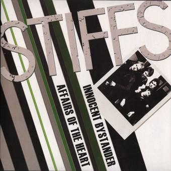 "Stiffs, The ""Innocent Bystander"" EP 7"" (lim. 500, black)"