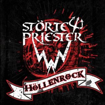 """Störte.Priester """"Höllenrock"""" CD (lim. DigiPac)"""