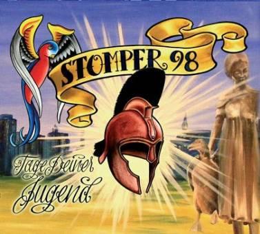 """Stomper 98 """"Tage deiner Jugend"""" DoCD (lim. DigiPac)"""