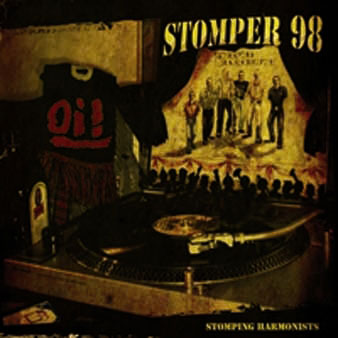 Stomper 98 - Stomping harmonists LP