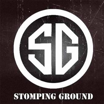 "Stomping Ground ""same"" EP 7"" (black)"
