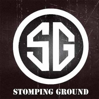 "Stomping Ground ""same"" EP 7"" (black)"