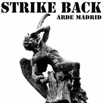 "Strike Back ""Arde Madrid"" LP (lim. 100, blue)"