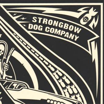 "split Strongbow / Dog Company ""same"" EP 7"" (lim. 500, col)"