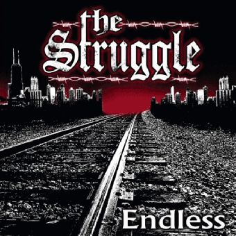 "Struggle, The ""Endless"" LP+MP3 (lim. 500, black)"