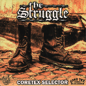 "Struggle, The ""Coretex Selector"" EP 7"" (lim. beer) + MP3"