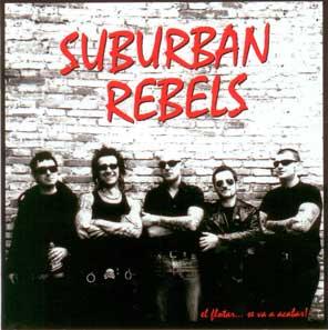 """Suburban Rebels """"El Flotar..."""" LP"""