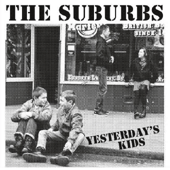 "Suburbs, The ""Yesterday`s Kids"" EP 7"" (lim. 250, brown) (50 x excl. Cover)"
