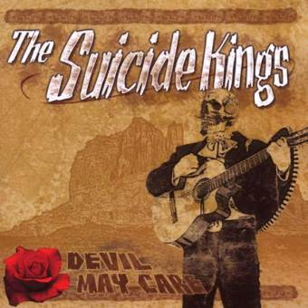 "Suicide Kings, The ""Devil May Care"" CD"