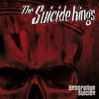 "Suicide Kings, The ""Generation Suicide"" CD"