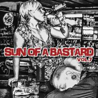 "V/A ""Sun of a Bastard Vol. 7"" CD"