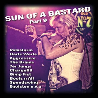 "V/A ""Sun of a Bastard Vol. 9"" CD"