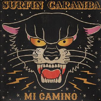 "Surfin Caramba ""Mi Camino"" LP"