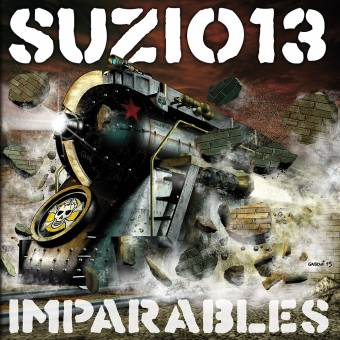 "Suzio13 ""Imparables"" LP (lim. 350, black Vinyl)"