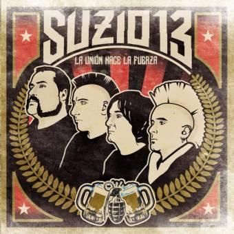 "Suzio13 ""La Union Hace La Fuerza"" LP"