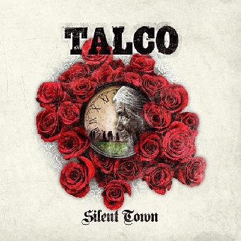 "Talco ""Silent Town"" LP (black)"