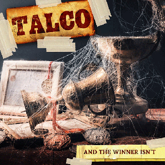 "Talco ""And The Winner Isn`t"" LP (180 gr. + MP3)"