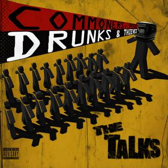 "Talks, The ""Commoners, Peers, Drunks & Thieves"" LP + MP3"