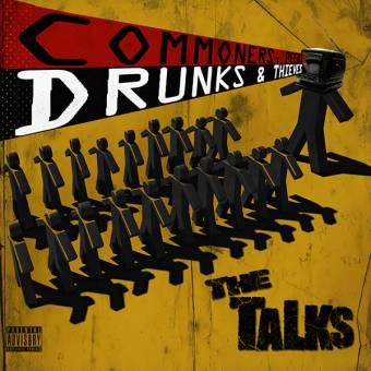 "Talks, The ""Commoners, Peers, Drunks & Thieves"" LP + MP3"