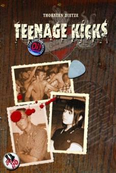Teenage Kicks - Ein Skinhead Roman - Buch (Dietze)
