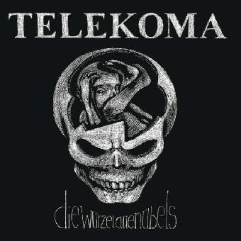 """Telekoma """"Die Wurzel allen Übels"""" CD (lim. Mediabook)"""