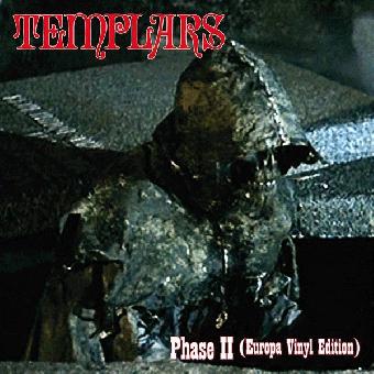 "Templars ""Phase II"" LP (lim. 200, black)"