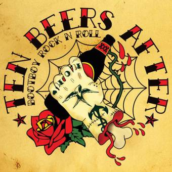 "Ten Beers After ""Bootboy Rock`n`Roll"" CD DigiPac (lim. 250)"