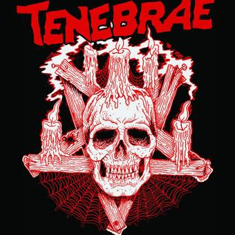 "Tenebrae ""same"" EP 7"" + CD (lim. 210, red)"