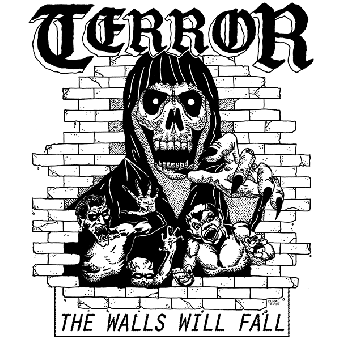 "Terror ""The Walls Will Fall"" MCD"
