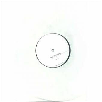 "Emergency ""1-2-3-4"" LP (lim. 10, testpressing)"