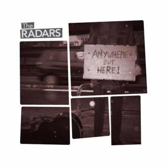 "Radars,The ""Anywhere but here"" CD"