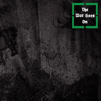 """The War Goes On """"same"""" LP (black)"""