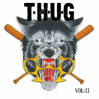 "T.H.U.G. ""Vol. II"" CD (DigiPac)"