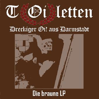 """TOiletten """"Die braune LP"""" LP (lim., brown)"""
