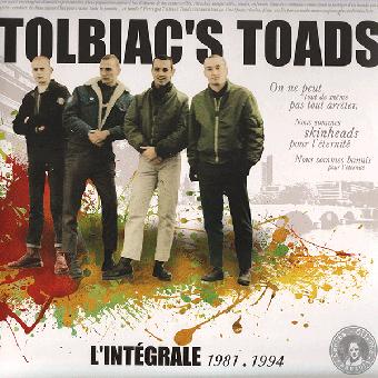 """Tolbiac`s Toads """"L`Integrale 1981-1994"""" DoLP (lim. 550, black)"""
