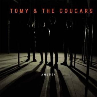 "Tomy And The Cougars ""Ambush"" LP (lim. 400, black)"