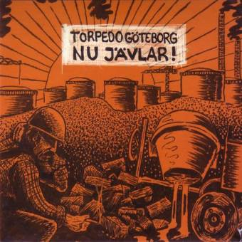 "Torpedo Göteborg ""Nu Jävlar"" CD (DigiPac)"