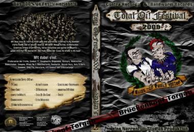 Total Oi! Festival 2009 DVD