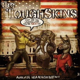 "Toughskins ""Anger Management"" EP 7"""