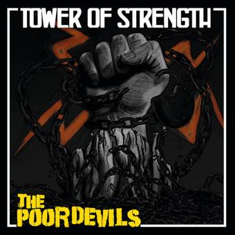 """Poor Devils, The """"Tower of strength"""" CD"""