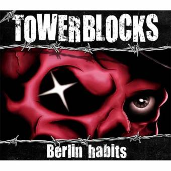 "Towerblocks ""Berlin Habits"" CD (DigiPac)"