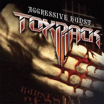 "Toxpack ""Aggressive Kunst"" LP (lim. 300, blue)"