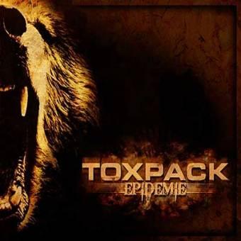 Toxpack - Epidemie LP (black)