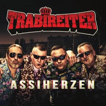 "Trabireiter ""Assiherzen"" LP"