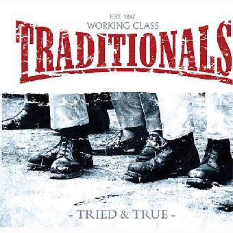 "Traditionals ""Tried & True"" LP (black)"