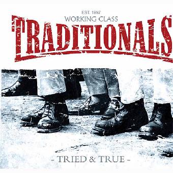 """Traditionals """"Tried & True"""" CD (DigiPac)"""