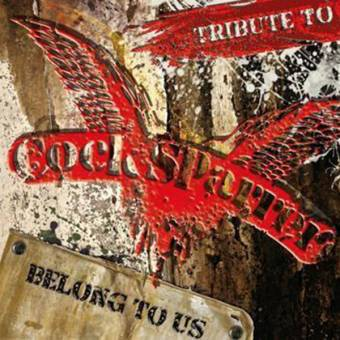 V/A Tribute to Cock Sparrer- Belong to us CD