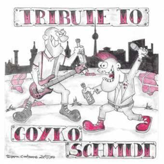 V/A Tribute to Goyko Schmidt LP (lim. 500)